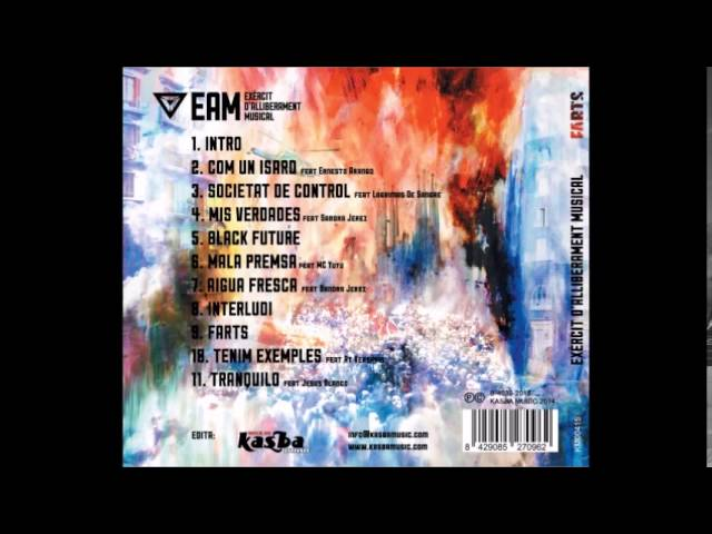 05 - Black Future - EAM (Farts 2015)