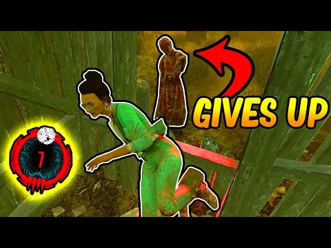 Looping Killers Until They Give Up - Dead by Daylight