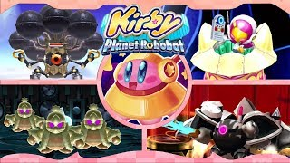 The True Arena (UFO Kirby) | Kirby Planet Robobot ᴴᴰ (2016)