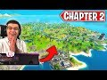 *NEW* Fortnite Chapter 2 Map LIVE REACTION!