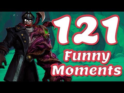 Heroes of the Storm: WP and Funny Moments #121
