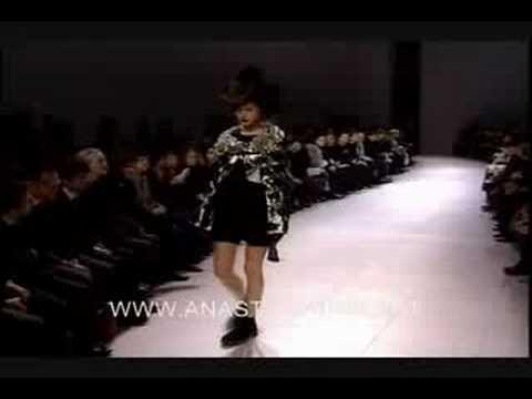 Tao FW 2008-09 Runway Fashion Show (Part 1 of 2)