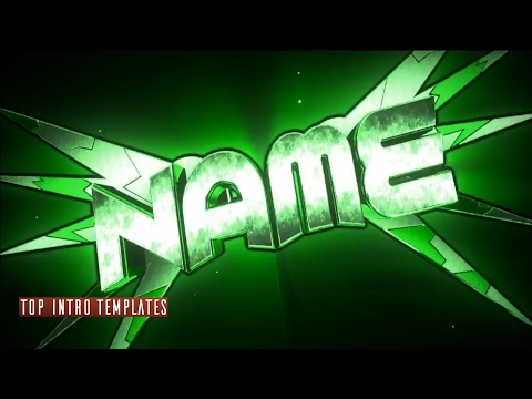 TOP 20 Blender Intro Template Gaming FAST RENDER Chill download epic 2017 - TopFreeTemplates #30