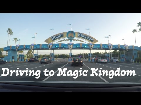 Driving to Walt Disney World | Magic Kingdom | US 27 Hwy 192 Osceola Parkway | FL Attractions 360