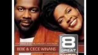 """White Christmas"" - Bebe & Cece Winans"