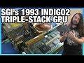 Rebuilding a $34K SGI Computer from 1994 | Indigo2 Extreme Retro Revisit