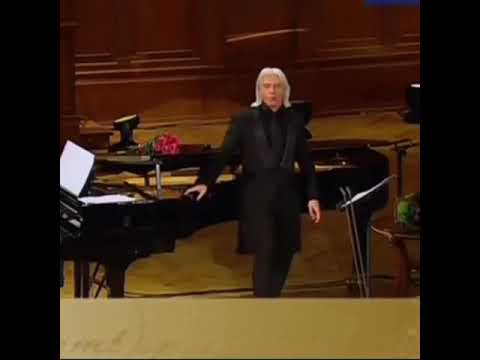 """Дмитрий Хворостовский """"Подъезжая"""