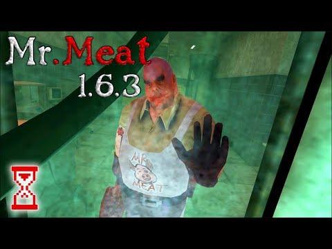 Обновление Мистера Мита! Добавлена новая концовка игры   Mr. Meat 1.6.3