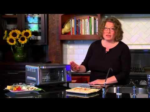 Cuisinart Compact Digital Toaster Oven Broiler TOB 100) Demo Video