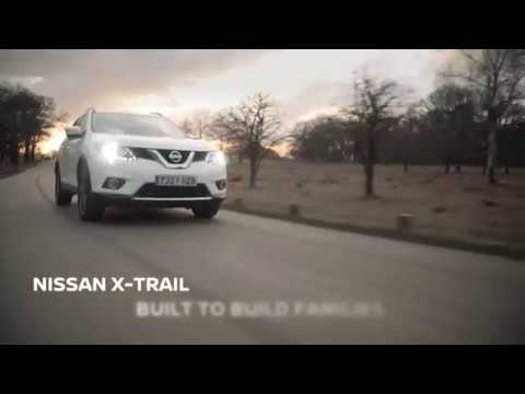 nissan x trail 4dogs concept youtube. Black Bedroom Furniture Sets. Home Design Ideas