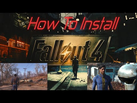 How to Install Fallout 4 Full Game PC NosTEAM (No Key, 100% Working)