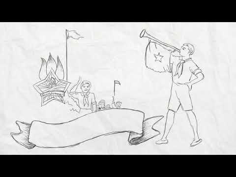 """Буктрейлер книги Е.Ильиной """"Четвертая высота"""". Автор: Елизавета Мелехина, г. Пермь"""