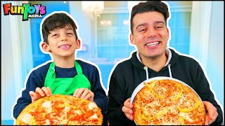 Pizza Challenge for Kids with Jason