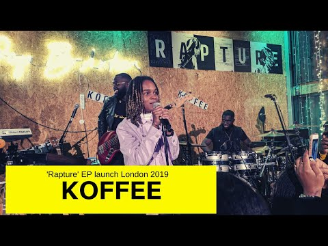 Free Download Koffee 'rapture Ep' Launch March 2019 London Mp3 dan Mp4