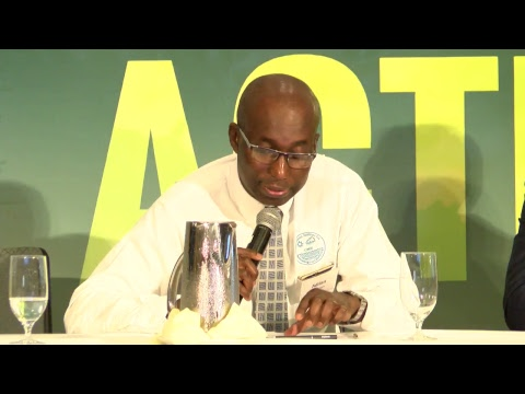 Caribbean Climate Change Conference 9/10/2017
