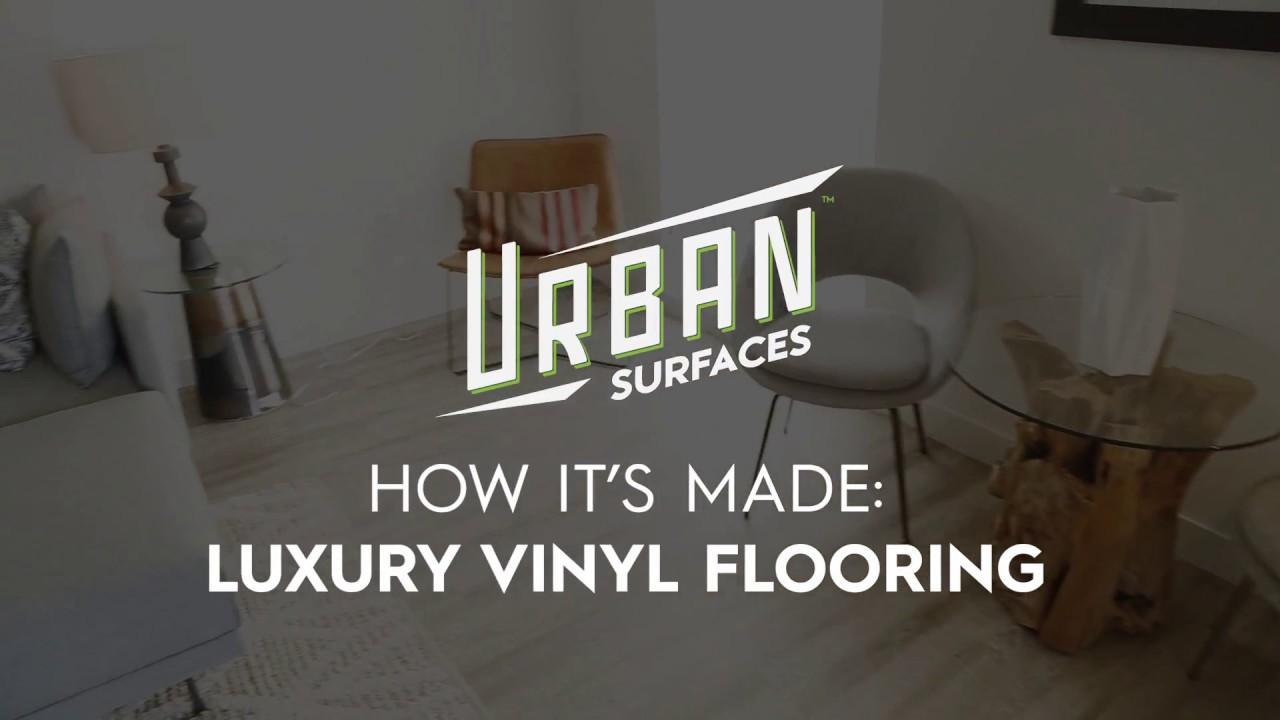 How It S Made Luxury Vinyl Flooring