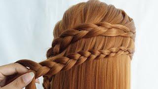 Dutch Braid Hairstyles Step By Step Hair Style Girl Easy For School Braids Cute Hairstyles