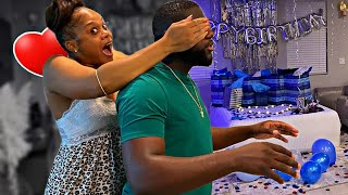 Surprise My Husband On His Birthday **He Cried**