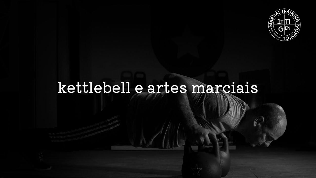 Como melhorei nas artes marciais treinando kettlebell. A Suficiência.