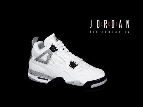 jordan shoe 4