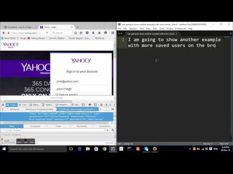 How to Hack Any Website Login Password 2016 - YouTube