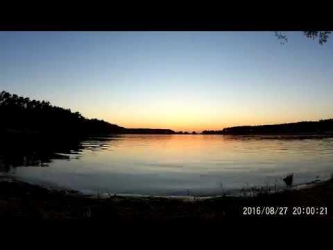 Sunset - summer 2016 (Lhota Lake, Czech Republic)