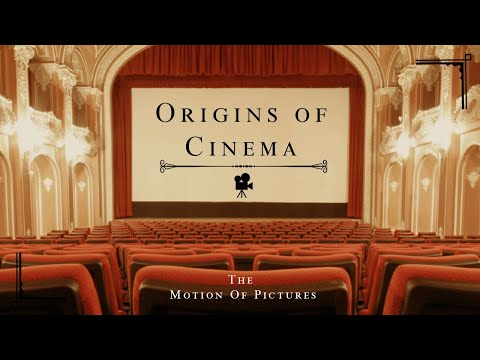 A Concise History of the Origins of Cinema