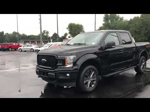 2018 Ford F-150 Sport Package