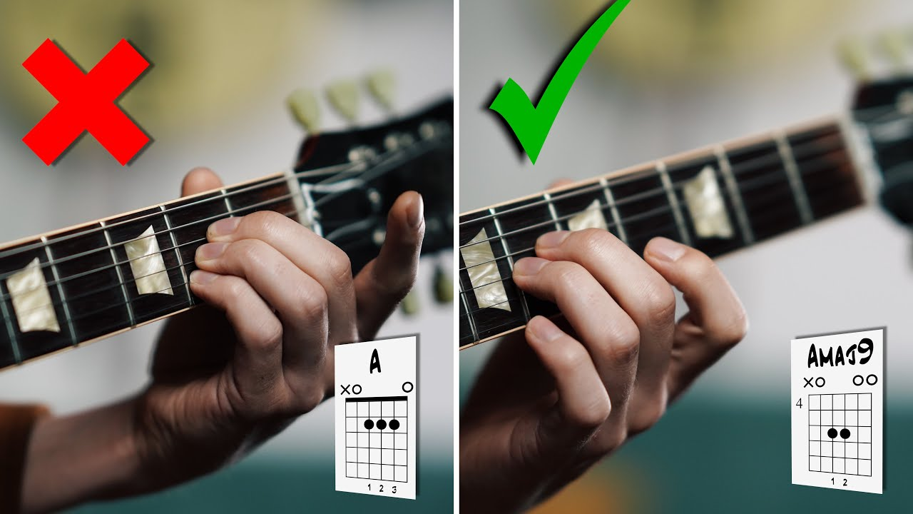 Beautiful chords everyone should know