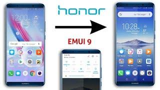 EMUI 9 UPDATE Theme For Huawei & Honor Phones | Honor 9 lite