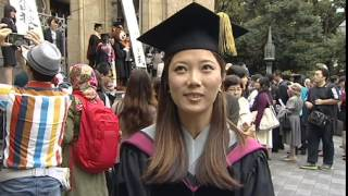 Message from Graduates, Dr. Sun Xiaoying, Graduate School of Letters, Arts and Sciences