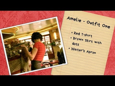 My Amelie Poulain Project - Update #1