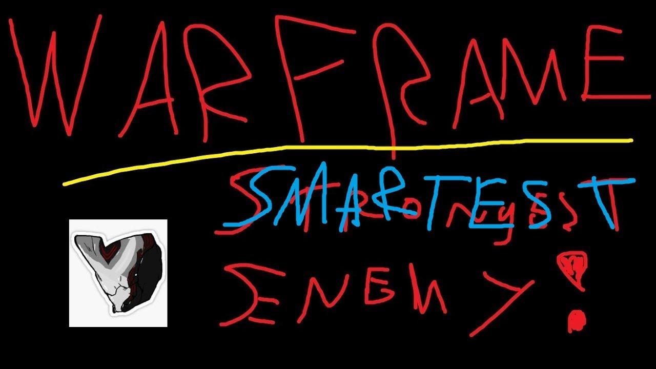Warframe: The Smartest Faction