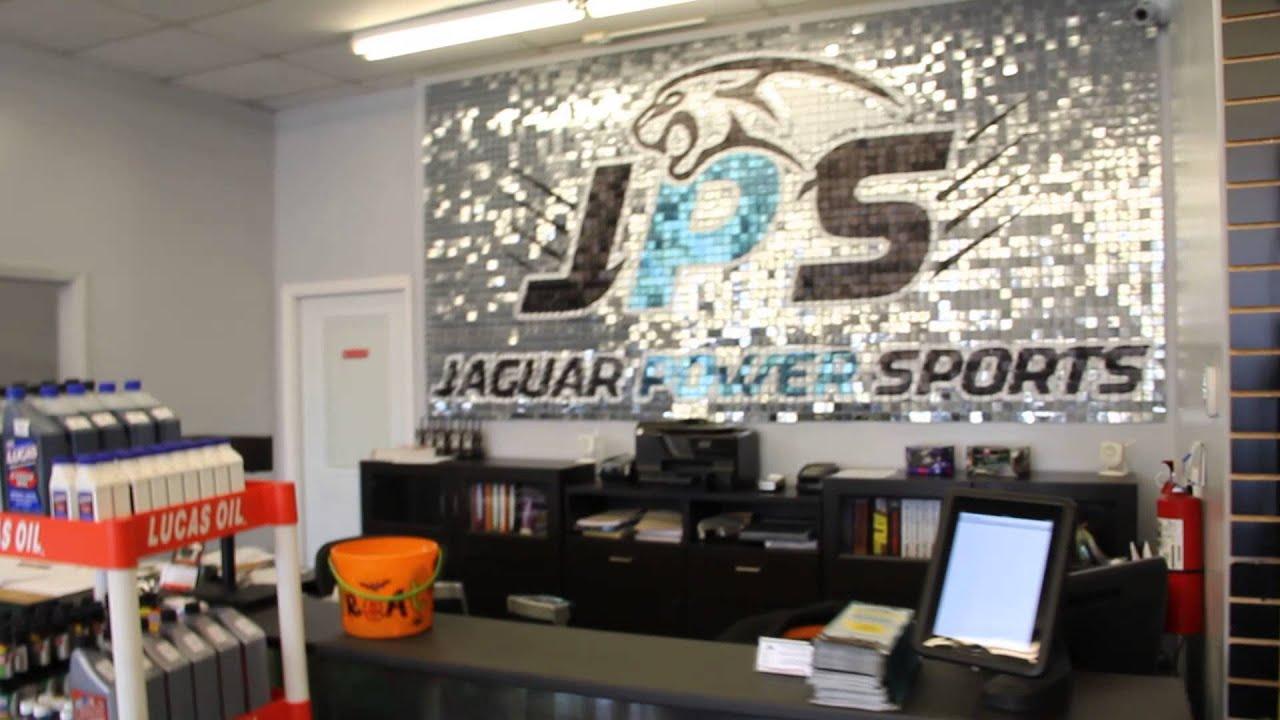 Jaguar Power Sports Store Tour