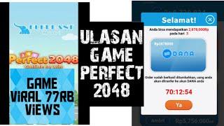 Penjelasan detail game perfect 2048 apakah terbukti membayar? screenshot 1