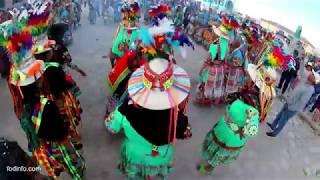Festividad Virgen del Rosario  / Colchani 2018 (Full HD 1080p) ✓