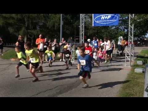 Health & Performance Time Trial Kids Dash
