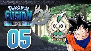 ROWFFLEEET Y SE ME QUEDA PILLADO EL JUEGO REALLY - #05 POKEMON FUSION 2 | Pokemon Silver Fusionlocke