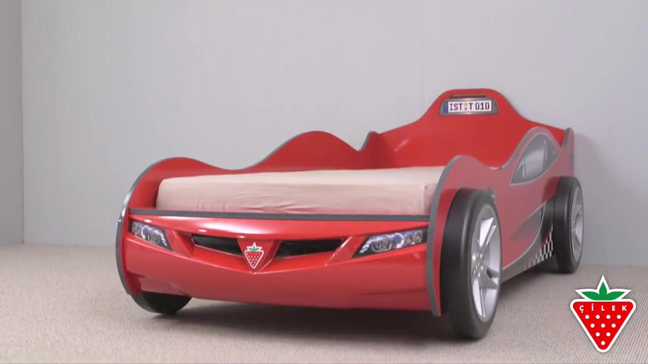 Cilek Coupe Autobett - Montage - YouTube