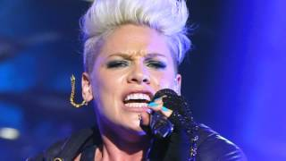 Pink Try Live Performance 1080p HD AMA 2012 American Music Awards Blow Me One Last Kiss AMA's