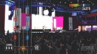 Rock Revolution Xbox 360 Gameplay - Love Rock