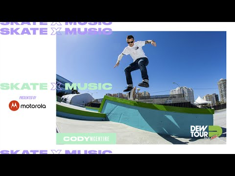 The Sounds of Skateboarders: Cody McEntire