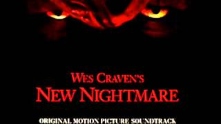 WES CRAVEN`S NEW NIGHTMARE Soundtrack Score Suite J Peter Robinson)
