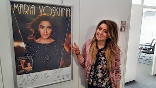 Maria Voskania im Interview bei Radio VHR