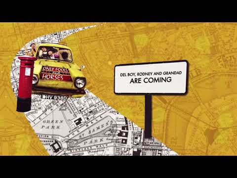 Only Fools and Horses The Musical | Official Trailer