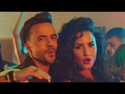 "Demi Lovato & Luis Fonsi Drop Bilingual Duet ""Echame La Culpa"" & SIZZLE In Video"