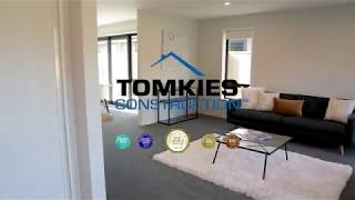 Tomkies Construction - Stunning new build with entry level specs