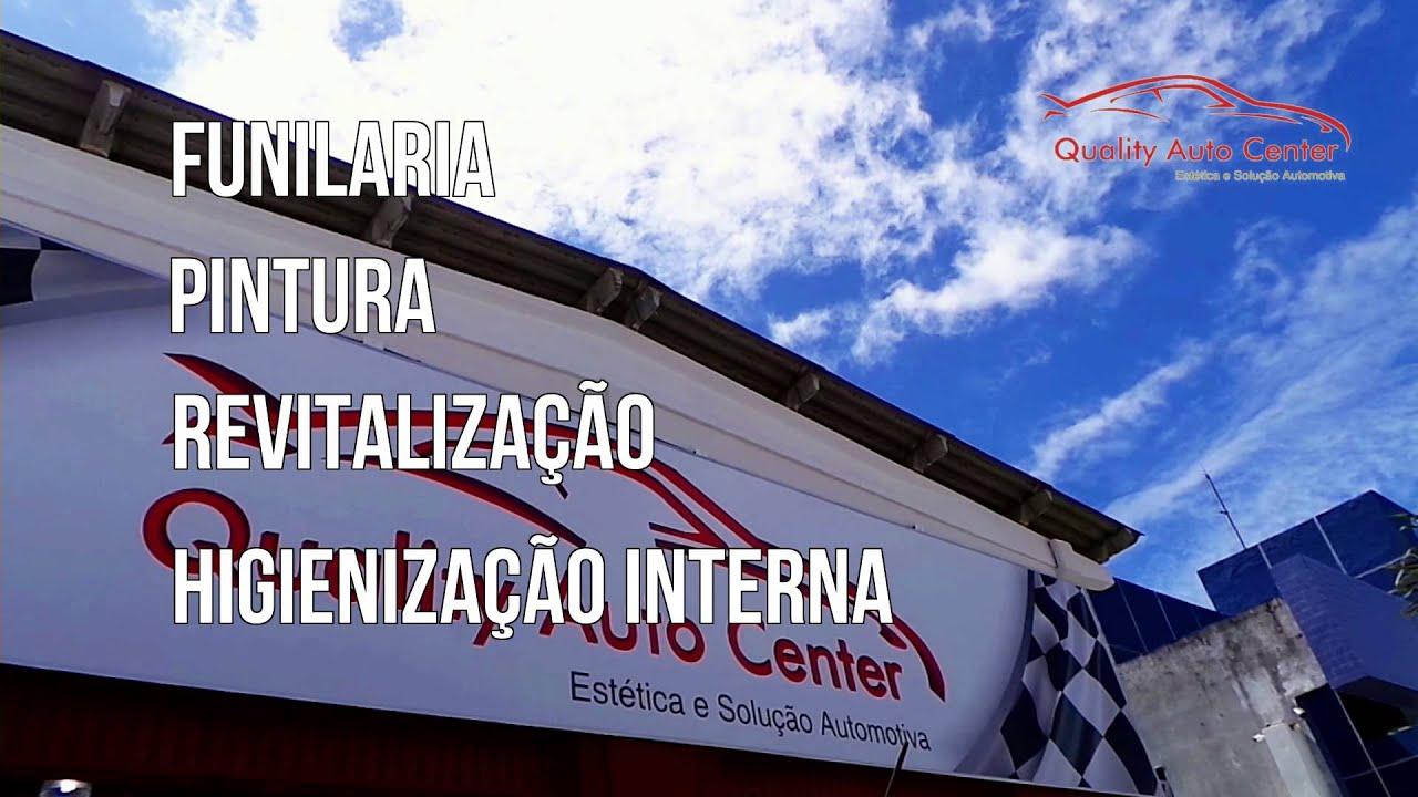 Quality Auto Center >> Quality Auto Center Estetica E Solucao Automotiva Youtube