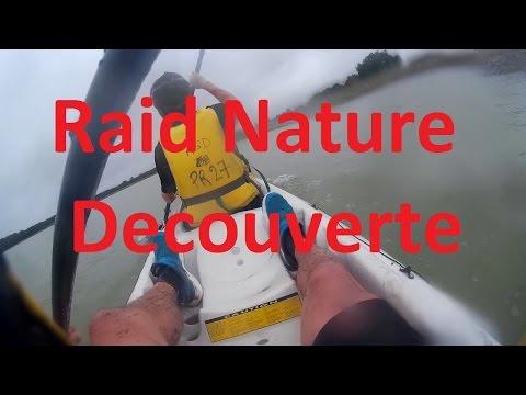 Raid Nature decouverte Touvois 2016