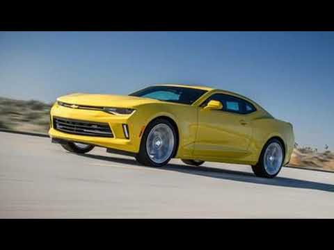 Look Chevrolet Camaro 2 0T Manual Performance Reviews